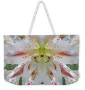 Lily Fantasy Weekender Tote Bag