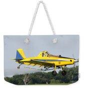 Plane Weekender Tote Bag