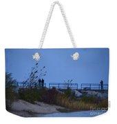 Hurricane Sandy Weekender Tote Bag