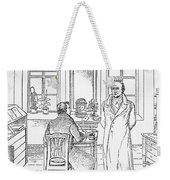 Johann Goethe (1749-1832) Weekender Tote Bag