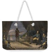 Andrew Jackson (1767-1845) Weekender Tote Bag by Granger