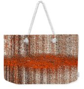 Color Rust Weekender Tote Bag