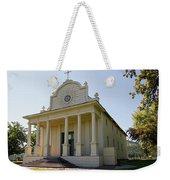 1840s Cataldo Mission - Idaho State Weekender Tote Bag