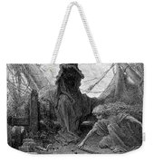 Coleridge: Ancient Mariner Weekender Tote Bag