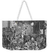 French Revolution, 1789 Weekender Tote Bag