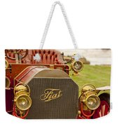 1905 Fiat 60hp Quimby Touring Weekender Tote Bag