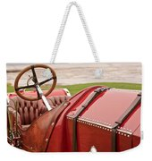 1911 Fiat S61 Steering Wheel Weekender Tote Bag
