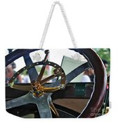 1913 Chalmers - Steering Wheel Weekender Tote Bag