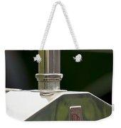 1914 Rolls-royce Silver Ghost Hood Ornament Weekender Tote Bag