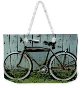 1919 Indian Bike Weekender Tote Bag