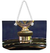 1920 Hudson Super 6 Touring Hood Ornament Weekender Tote Bag