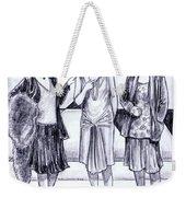 1920s Styles Weekender Tote Bag