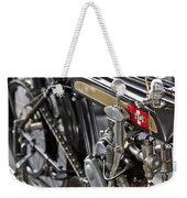 1923 Condor Motorcycle Weekender Tote Bag