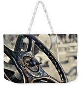 1924 Packard - Steering Wheel Weekender Tote Bag