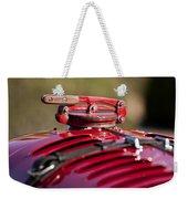 1929 Birkin Blower Bentley Hood Ornament Weekender Tote Bag