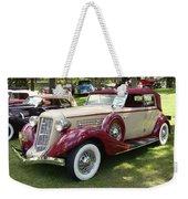1930 Buick Weekender Tote Bag