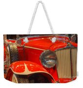 1931 Cord Automobile Weekender Tote Bag