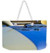 1931 Marmon Sixteen Convertible Coupe Hood Ornament Weekender Tote Bag