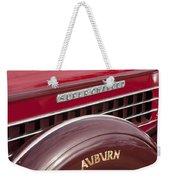 1935 Auburn Emblem Weekender Tote Bag
