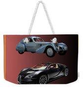 1936 Bugatti 2010 Bugatti Weekender Tote Bag