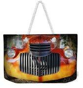 1936 Chevrolet Pickup Truck Weekender Tote Bag