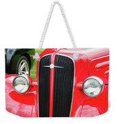 1936 Chevy  8552 Weekender Tote Bag