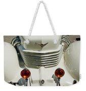 1937 Cord 812 Sc Phaeton Grille Weekender Tote Bag