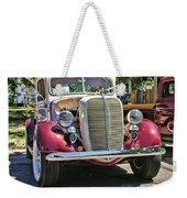 1937 Ford Weekender Tote Bag