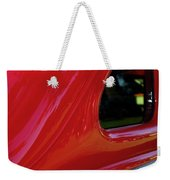 1940 Ford Coupe Side Window Weekender Tote Bag