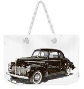 Studebaker Business Coupe Weekender Tote Bag