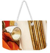 1940's Seagrave Fire Engine Weekender Tote Bag