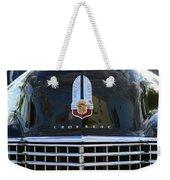 1941 Cadillac Grill Weekender Tote Bag
