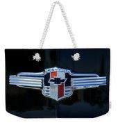 1942 Chevrolet Emblem Weekender Tote Bag