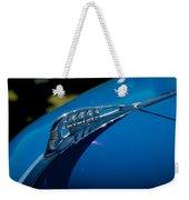 1944 Plymouth Pu Hood Ornament Weekender Tote Bag