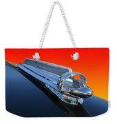 1947 Chevrolert Hood Ornament Weekender Tote Bag