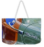 1948 Chrysler Town And Country Convertible Coupe Weekender Tote Bag