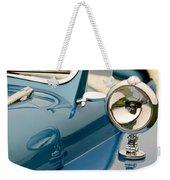 1948 Lloyd Templeton Mercury Saturn Bob Hope Roadster Weekender Tote Bag
