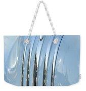 1948 Pontiac Hood Ornament 3 Weekender Tote Bag