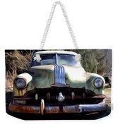 1950 Pontiac  Weekender Tote Bag