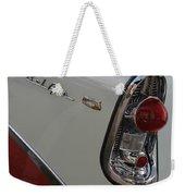 1950s Chevrolet Belair Chevy Antique Vintage Car Weekender Tote Bag