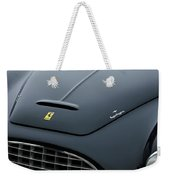 1951 Ferrari 212 Export Touring Berlinetta Hood Emblems Weekender Tote Bag