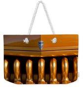 1951 Mercury Hot Rod Grille Weekender Tote Bag