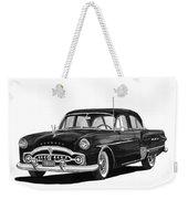 1951 Packard Patrician 400 Weekender Tote Bag