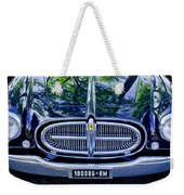 1952 Ferrari 212 Vignale Front End Weekender Tote Bag