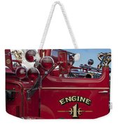 1952 L Model Mack Pumper Fire Truck 2 Weekender Tote Bag