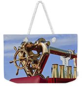 1952 L Model Mack Pumper Fire Truck Weekender Tote Bag