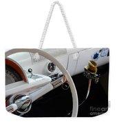 1952 Mercury Interior Weekender Tote Bag