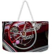 1953 Ford Crestline Victoria Weekender Tote Bag