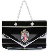 1953 Lincoln Capri Derham Coupe Emblem Weekender Tote Bag
