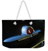 1953 Mercury Monterey Hood Emblem Weekender Tote Bag